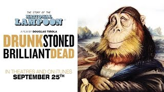 Drunk Stoned Brilliant Dead: The Story of the National Lampoon - Featurette