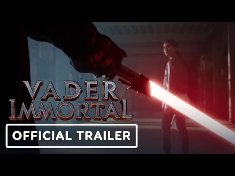 Vader Immortal: A Star Wars VR Series Episode 3 - Official Trailer thumbnail