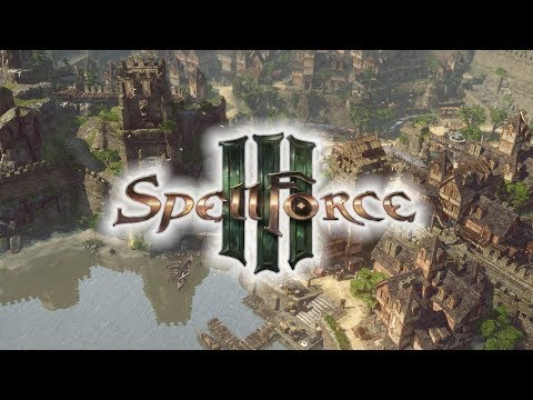 SPELLFORCE 3 (GAMEPLAY) - It's So Pretty!