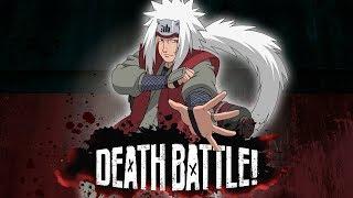 Jiraiya pervs into DEATH BATTLE