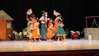 Kurathi Dance - Tamil Cultural Show 2014 - Dallas,