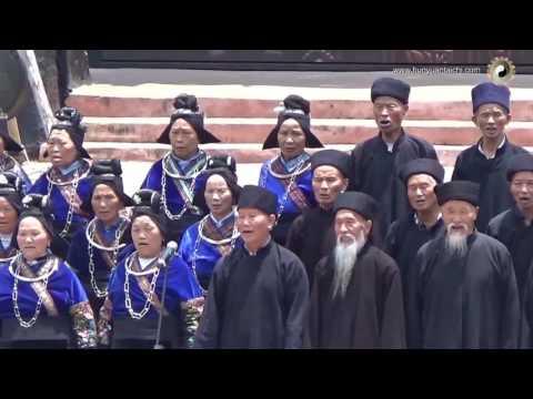 Viaje a Guizhou 2ª parte: Pueblo Miao de las mil familias