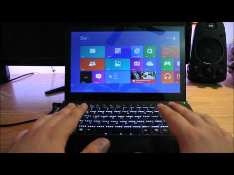 Sony Vaio Pro 11 Review