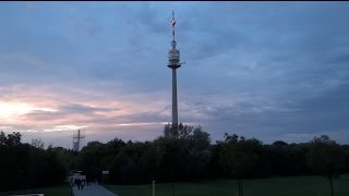 preview picture of video 'Vienna, Austria - Donauturm (Tower) HD (2013)'