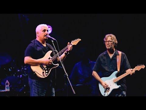 Pino Daniele & Eric Clapton - Wonderful Tonight (HD)
