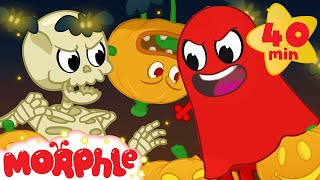 Halloween Special! - My Magic Pet Morphle | Cartoons For Kids | Morphle TV | Mila and Morphle