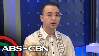 Cayetano eyes Speakership, blasts rival for allegedly lying about about term-sharing | ANC