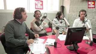 RESEAU ENTREPRENDRE DANS LE MORNING DE MOMO SUR HIT RADIO - PARTIE 1 - 13/11/13
