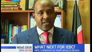 Majority Leader Aden Duale: Wafula Chebukati can get a negotiated exit