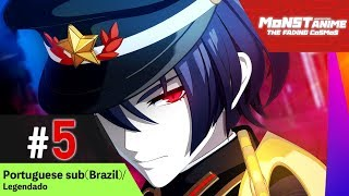[Ep5] Anime Monster Strike (Legendado pt-br | sub Portuguese - Brazil) [The Fading Cosmos]