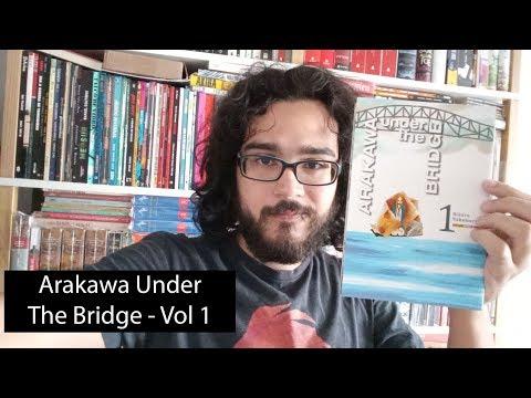 Arakawa Under the Bridge vol 1 - 37/365hqs