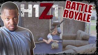 H1Z1 Hardcore Battle Royale Gameplay - HACKER CHEESE! | H1Z1 Hardcore Mode