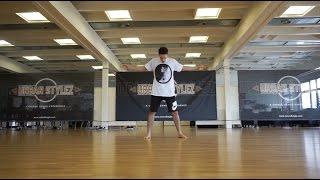 Superhuman - @ChrisBrown | Dylan Mayoral Choreography FT. EZtwins