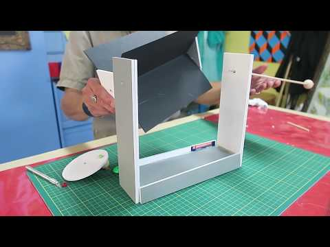 Making a kinematoscope (in French)