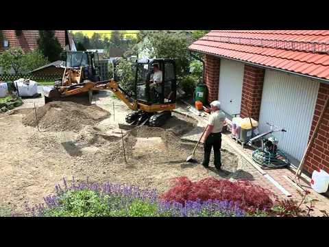 Garageneinfahrten und Parkflächen mit Elastopave®