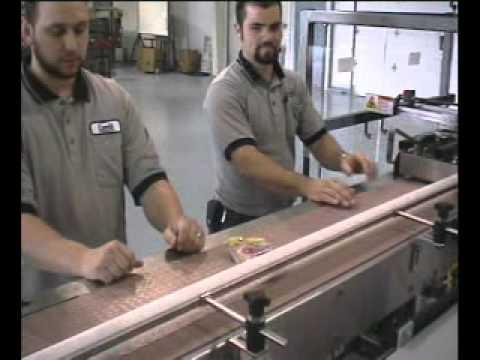 Ergopack Assembly Line Conveyor 2 Person Hand Packing Station