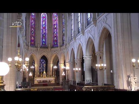 Vêpres du 25 mai 2021 à Saint-Germain-l'Auxerrois