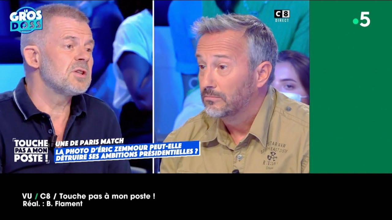 """VU du 23/09/21 : """"Journaliste de merde !"""""""