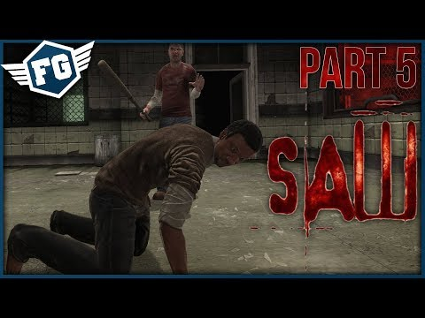 Saw: The Video Game #5 - Iron Maiden