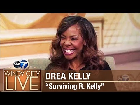 Drea Kelly: R Kelly's Ex wife Speaks Her Truth on Domestic Violence by Windy City LIVE