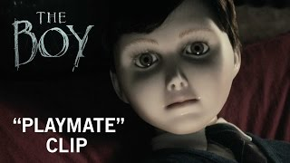 "The Boy | ""Playmate"" Clip | STX Entertainment"