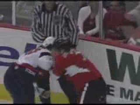Lawrence Nycholat vs. Brian Sutherby