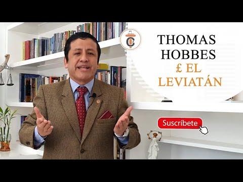 THOMAS HOBBES Y EL LEVIATÁN - TC164