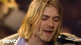 Nirvana - About A Girl (Live On MTV Unplugged, 1993 / Unedited)