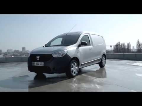 Renault Dokker Van Фургон класса M - рекламное видео 2