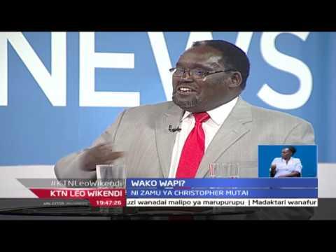 KTN Leo Wikendi: Wako wapi - Christopher Mutai