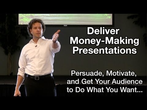 Business Presentation Training - Give a Compelling Business ...