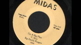 Big Daddy Rogers   im a big man   R&B Soul stomper