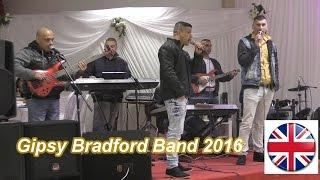 Gipsy Bradford Band | v UK zábava Bradford 2016