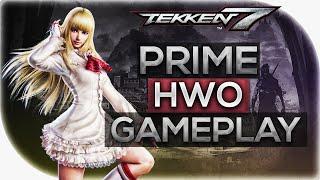 Pro Tekken 7 Moments: Sensitive anna doesn't like attention from korean men.