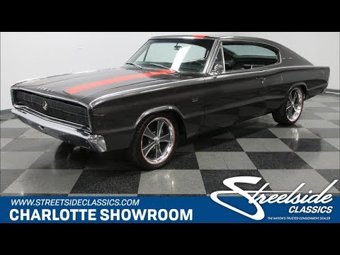 Video of '66 Charger - PXRG