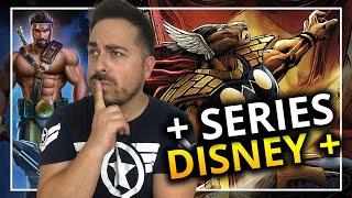 RUMOR: ¡Marvel quiere arreglar el ERROR de Thor: Ragnarok!
