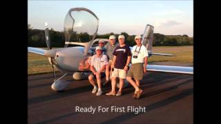 Five Brothers Flying Adventures - Vans RV-12 Project