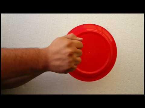 Plato de Plástico Duro de 22 CM