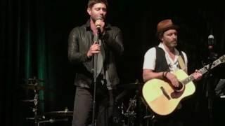 "Jensen Ackles - ""Brother"" VegasCon 2017 *HD*"