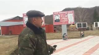 Черный Ануй - разговор с местным жителем (Республика Алтай)