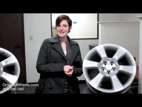 Rav 4 Rims & Rav 4 Wheels - Video of Toyota Factory, Original, OEM, stock new & used rim Co.