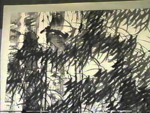 Calligraphy & Painting Exhibition in Santa Barbara (1)