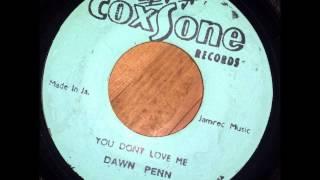 Gambar cover Dawn Penn You Dont Love Me aka No No No - Coxsone - Studio One