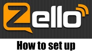How to Create a Zello Account