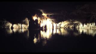 Dark Cave Ambience | Cave Soundscape | Echo Sounds and Water Drops
