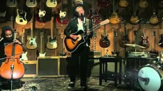 "Jon Foreman ""Terminal"" At Guitar Center"