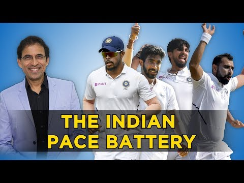 Indian pace attack a potent force in any condition - Harsha Bhogle