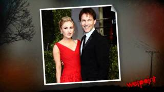 Anna Paquin and Stephen Moyer: From True Blood to True Love