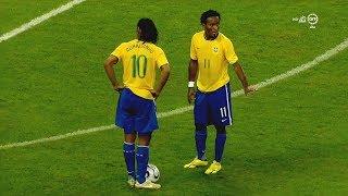 sport Ronaldinho lovituri libere