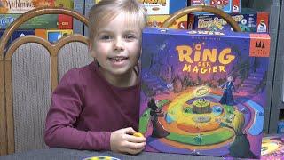 Ring der Magier (Drei Magier / Schmidt) - ab 8 Jahre - schon wieder eine tolles Spiel?